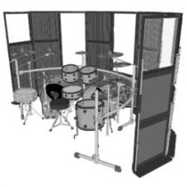 Agad Drum Booth II