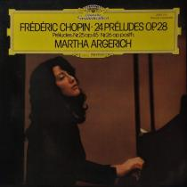 Martha Argerich - Frederic Chopin_24 Preludes Op. 28
