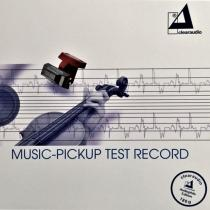 "clearaudio ""Music-Pickup Test Record"""